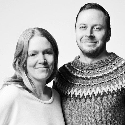 Elina Aalto and Klaus Aalto