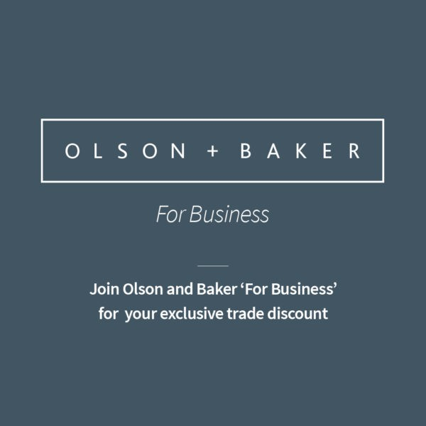 Blog image We're Celebrating Small Business Week Olson and Baker - Designer & Contemporary Sofas, Furniture - Olson and Baker showcases original designs from authentic, designer brands. Buy contemporary furniture, lighting, storage, sofas & chairs at Olson + Baker.