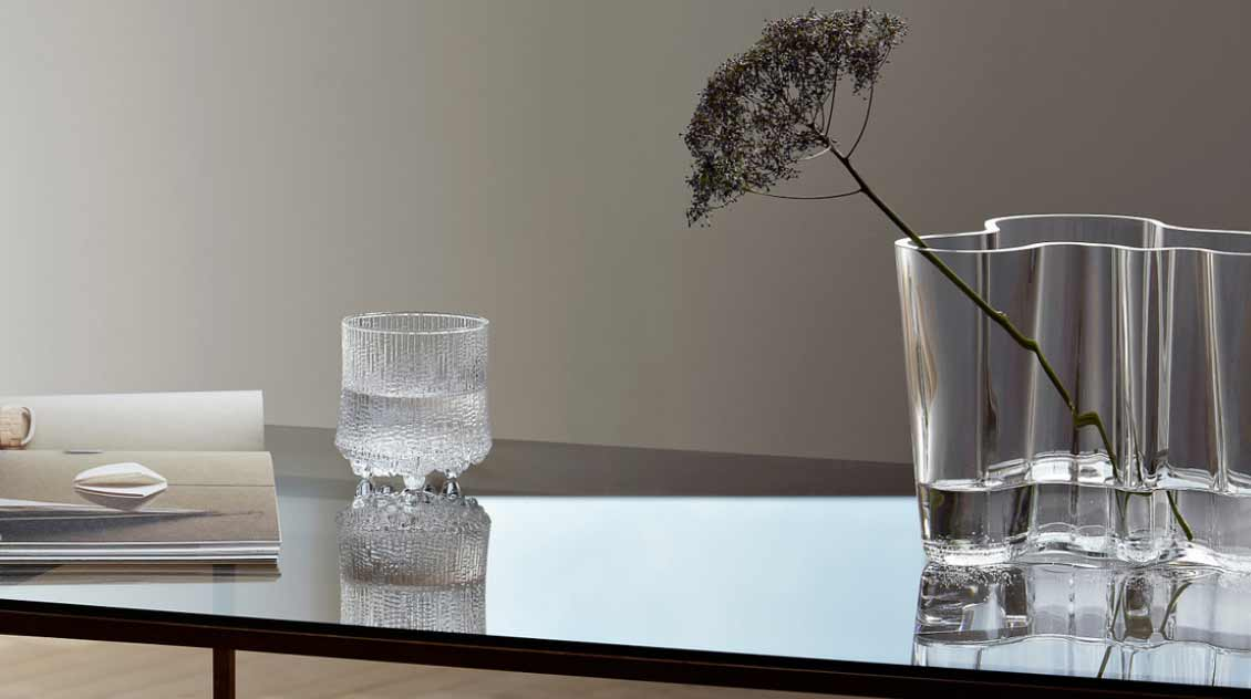 Iittala Aalto glass by Alvar Aalto 2