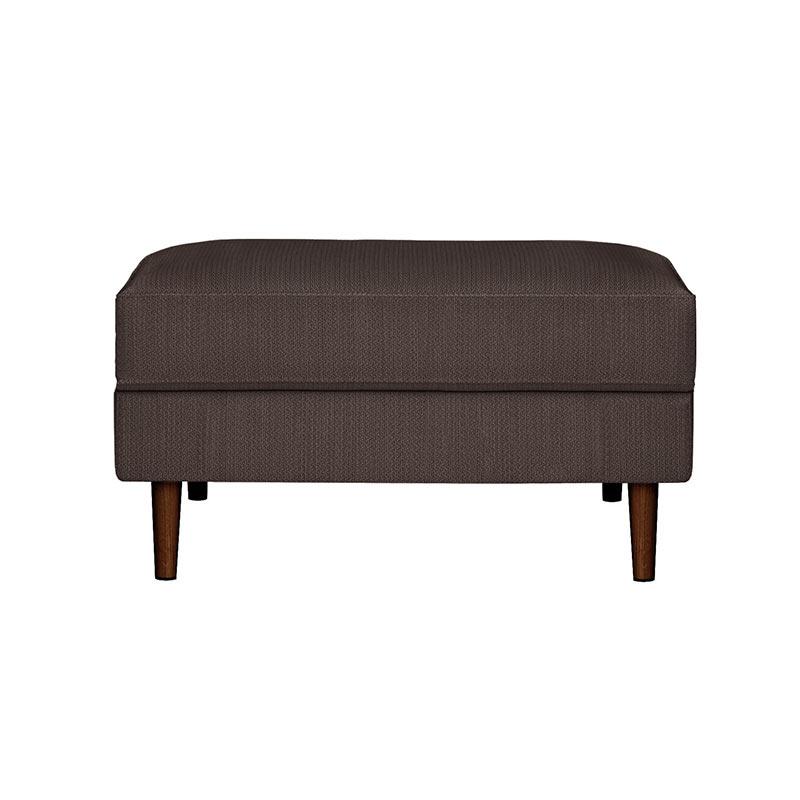 Case Furniture Moulton Ottoman by Matthew Hilton