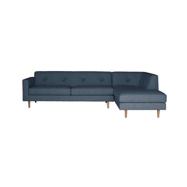 Moulton Three Seat Right Hand Facing Corner Sofa