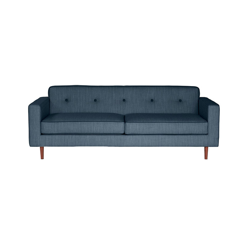 Case Furniture Moulton Three Seat Sofa by Matthew Hilton