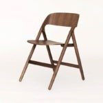 Case Furniture Narin Folding Chair by David Irwin