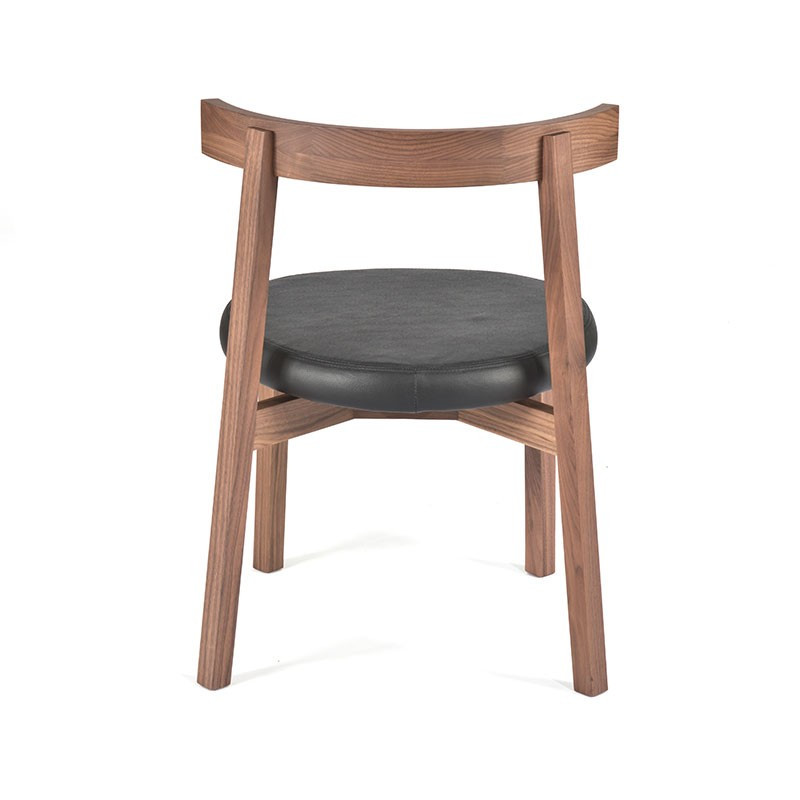 Case Furniture Oki Nami Chair by Nazanin Kamali Olson and Baker - Designer & Contemporary Sofas, Furniture - Olson and Baker showcases original designs from authentic, designer brands. Buy contemporary furniture, lighting, storage, sofas & chairs at Olson + Baker.