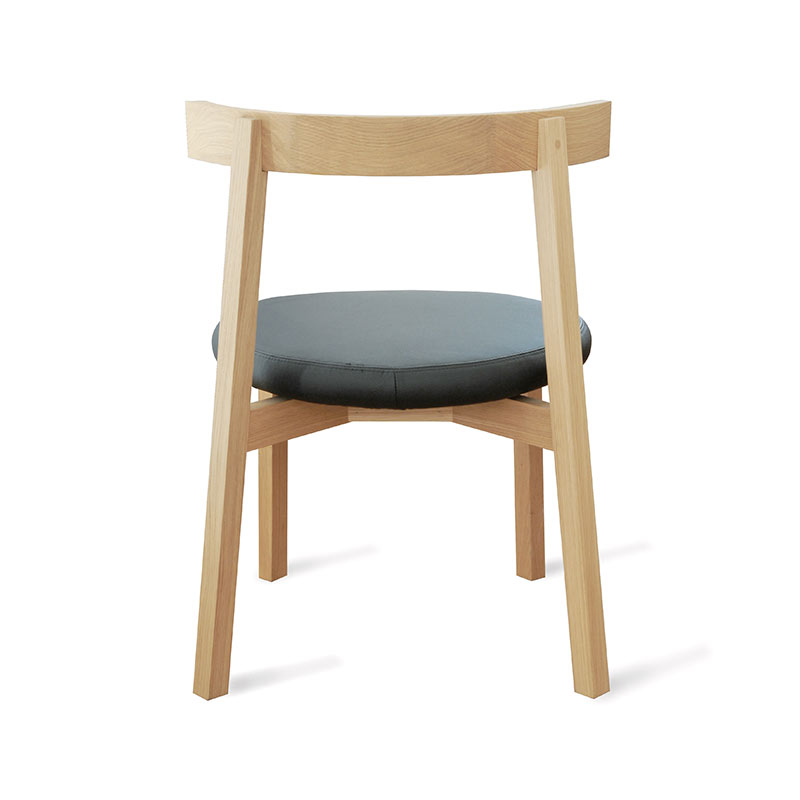Case Furniture Okinami Chair by Nazanin Kamali