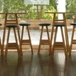 Case-Furniture-Okinami-High-Bar-Stool-by-Nazanin-Kamali-1 Olson and Baker - Designer & Contemporary Sofas, Furniture - Olson and Baker showcases original designs from authentic, designer brands. Buy contemporary furniture, lighting, storage, sofas & chairs at Olson + Baker.