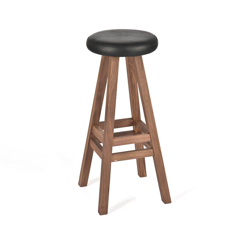 Case Furniture Okinami High Bar Stool by Nazanin Kamali