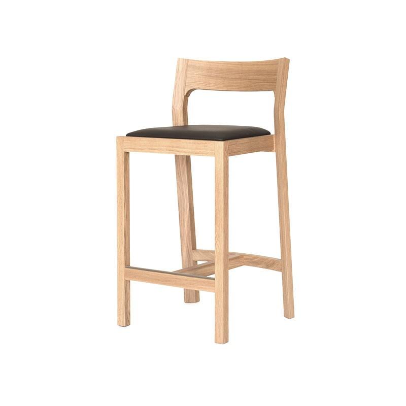 Case Furniture Profile Low Bar Stool by Matthew Hilton