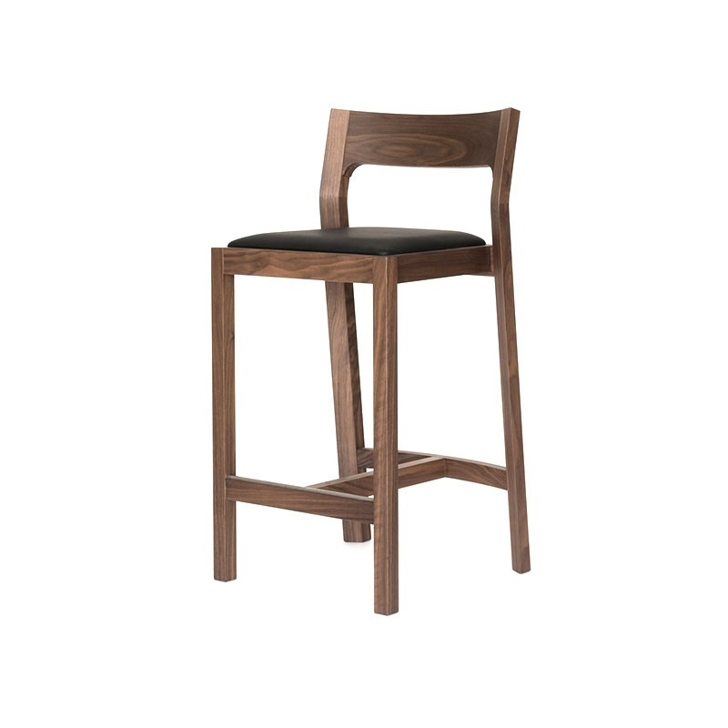 Case Furniture Profile Low Bar Stool by Matthew Hilton