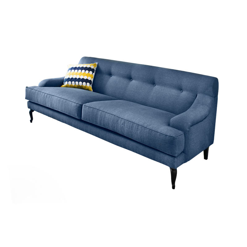 Case Furniture Sissinghurst Three Seat Sofa by Matthew Hilton