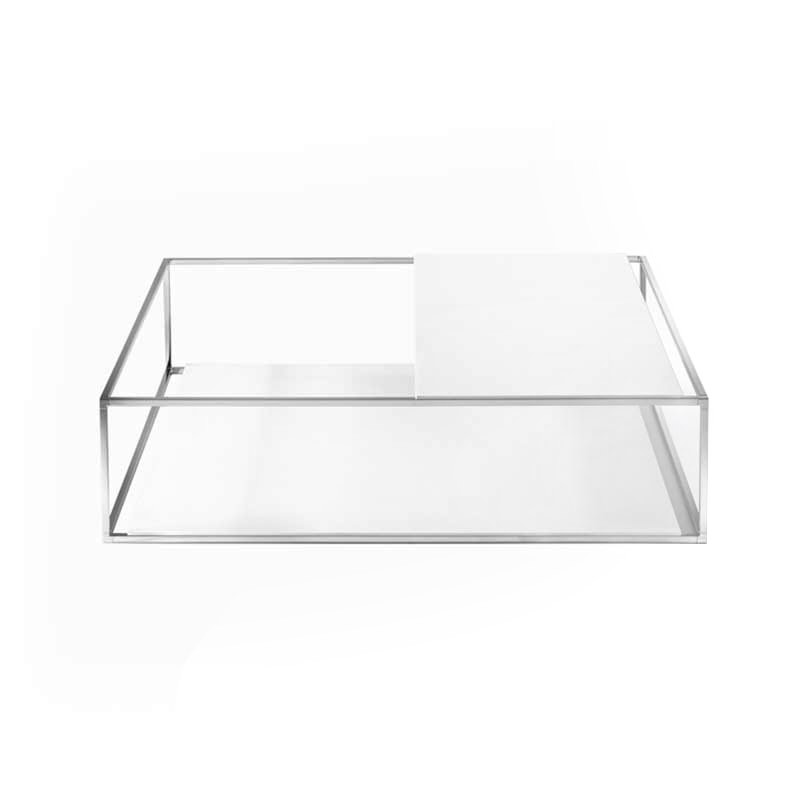 Desalto Helsinki Coffee Table by Caronni Bonanomi Olson and Baker - Designer & Contemporary Sofas, Furniture - Olson and Baker showcases original designs from authentic, designer brands. Buy contemporary furniture, lighting, storage, sofas & chairs at Olson + Baker.