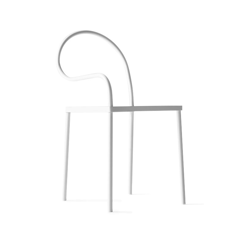 Desalto Softer than Steel Chair by Nendo