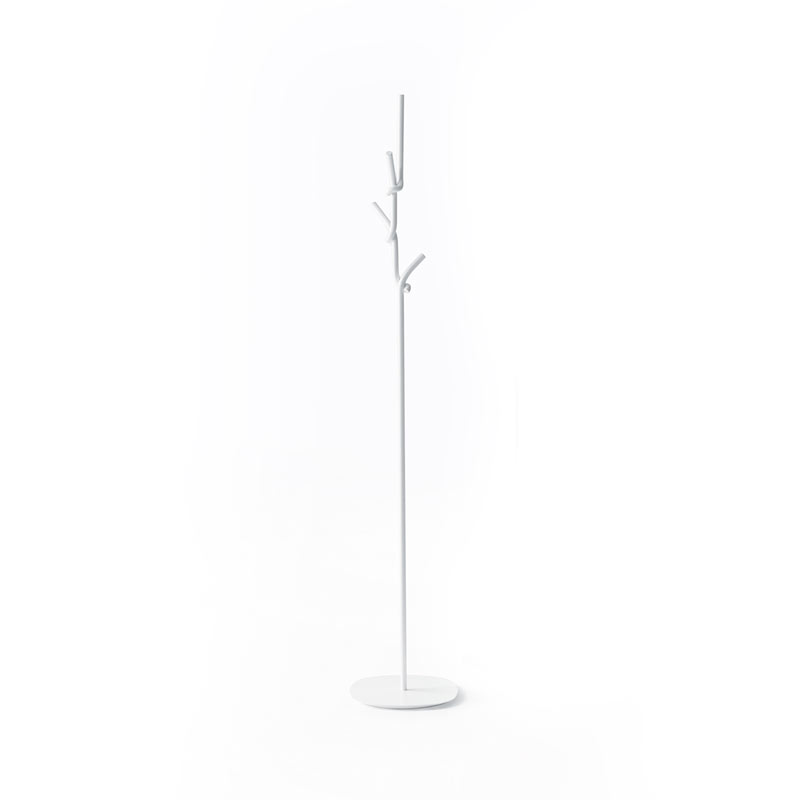 Desalto Softer than Steel Coat Stand by Nendo