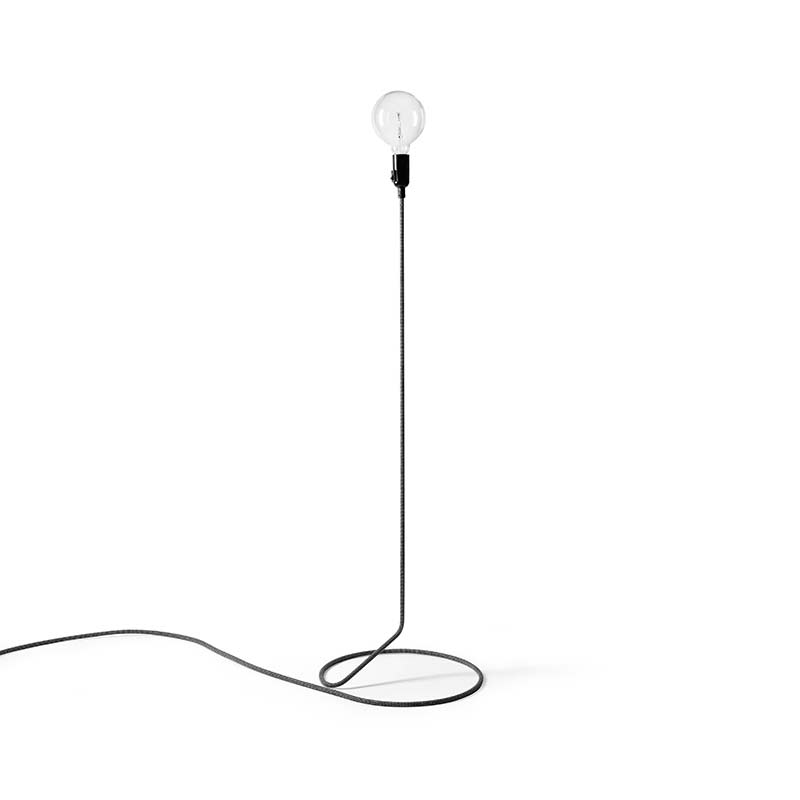 Design House Stockholm Cord Floor Lamp by Form Us With Love