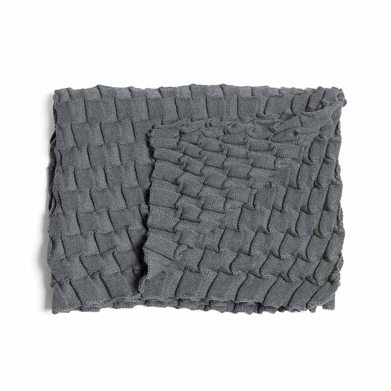 Design House Stockholm Curly Throw by Ulrika Martensson, Margot Barolo