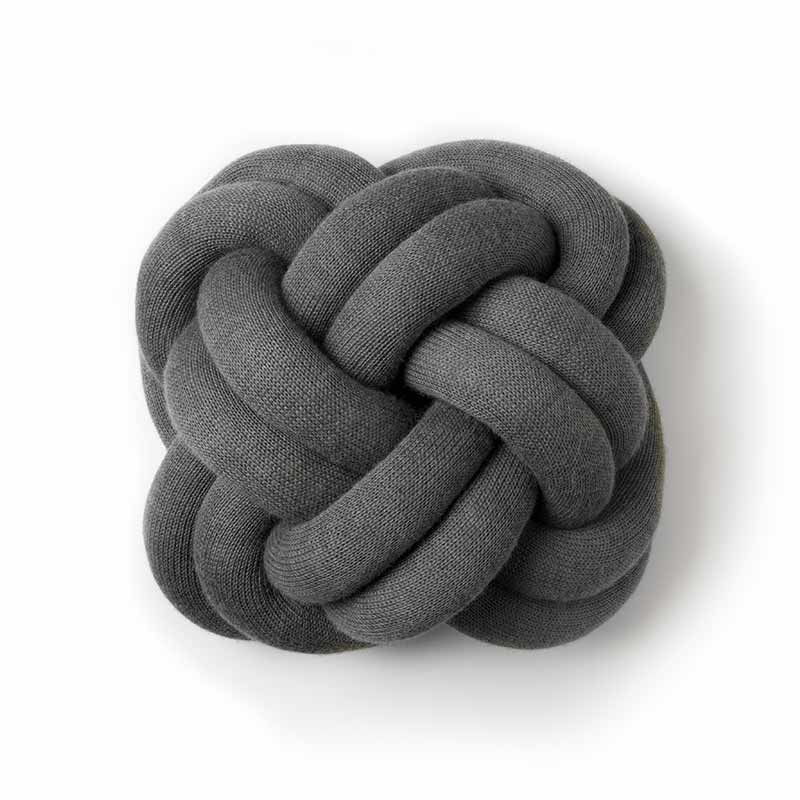Design House Stockholm Knot Cushion by Ragnheidur Osp