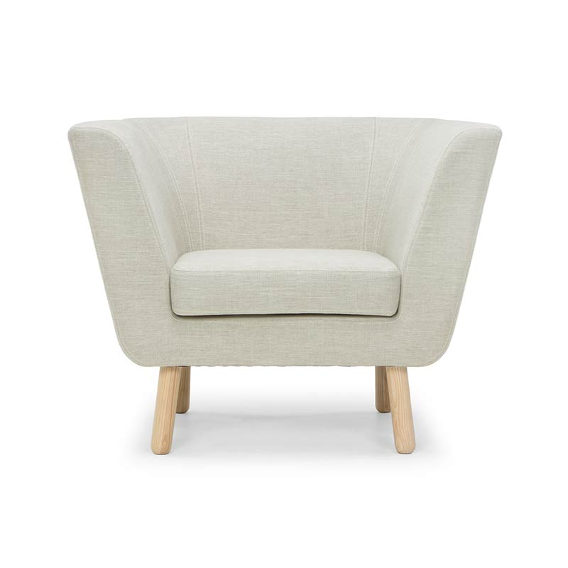 Design House Stockholm Nest Armchair by Jesper Stahl