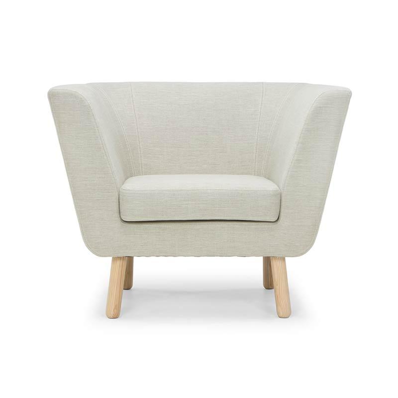 Design House Stockholm Nest Armchair by Jesper Stahl