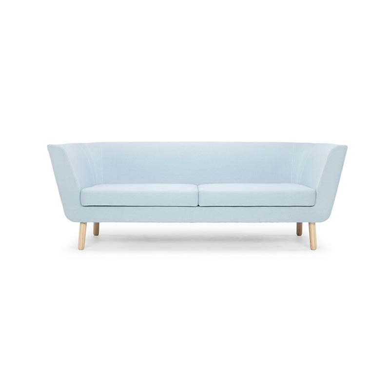 Design House Stockholm Nest Three Seat Sofa by Jesper Stahl