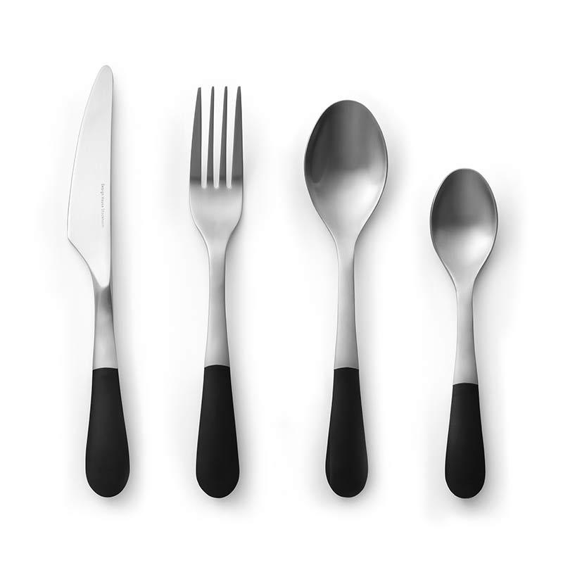 Design House Stockholm Stockholm Cutlery 16 Piece Gift Set by Jesper Stahl