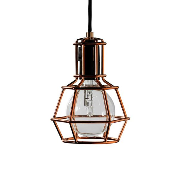 Work Lamp Pendant Light