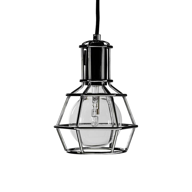 Design House Stockholm Work Lamp Pendant Light by Form Us With Love