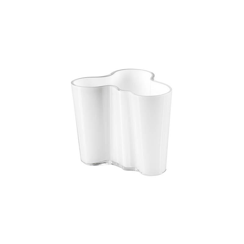 Iittala Aalto 95mm Glass Vase by Alvar Aalto