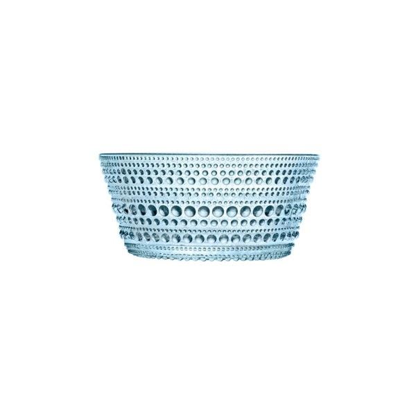 Clearance - Kastehelmi 230ml Bowl - Set of Six - Clear