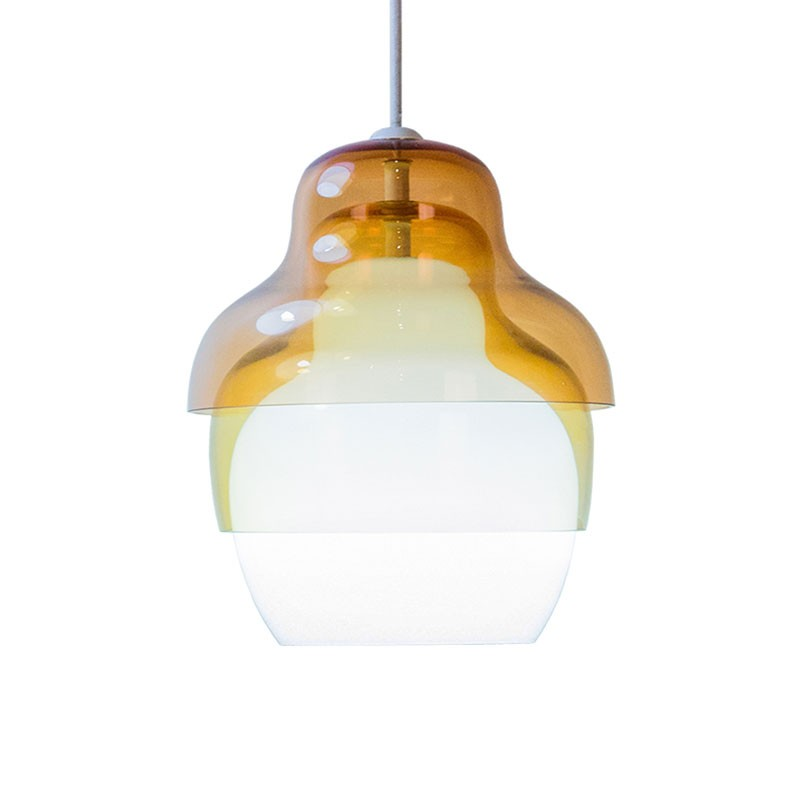 Innermost Matrioshka Pendant Light by Stone Designs Olson and Baker - Designer & Contemporary Sofas, Furniture - Olson and Baker showcases original designs from authentic, designer brands. Buy contemporary furniture, lighting, storage, sofas & chairs at Olson + Baker.