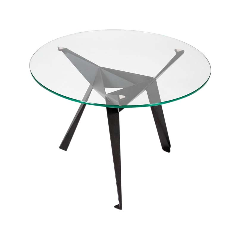 Innermost Origami Round Ø130cm Dining Table By Anthony Dickens