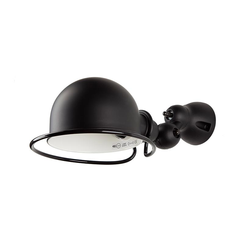 Jielde Loft D1000 Small Wall Lamp by Jean-Louis Domecq