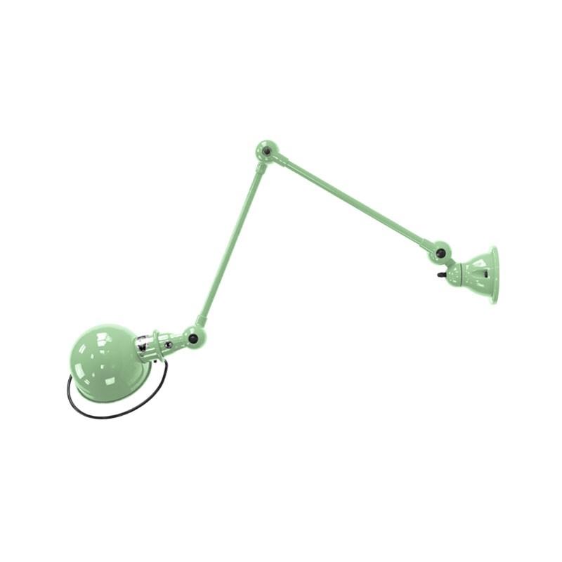 Jielde Loft D4401 Wall Lamp with Two Arm by Jean-Louis Domecq