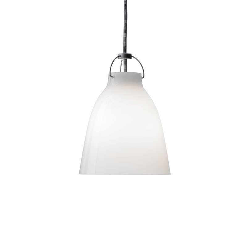 Lightyears Caravaggio Opal Pendant Light by Cecilie Manz