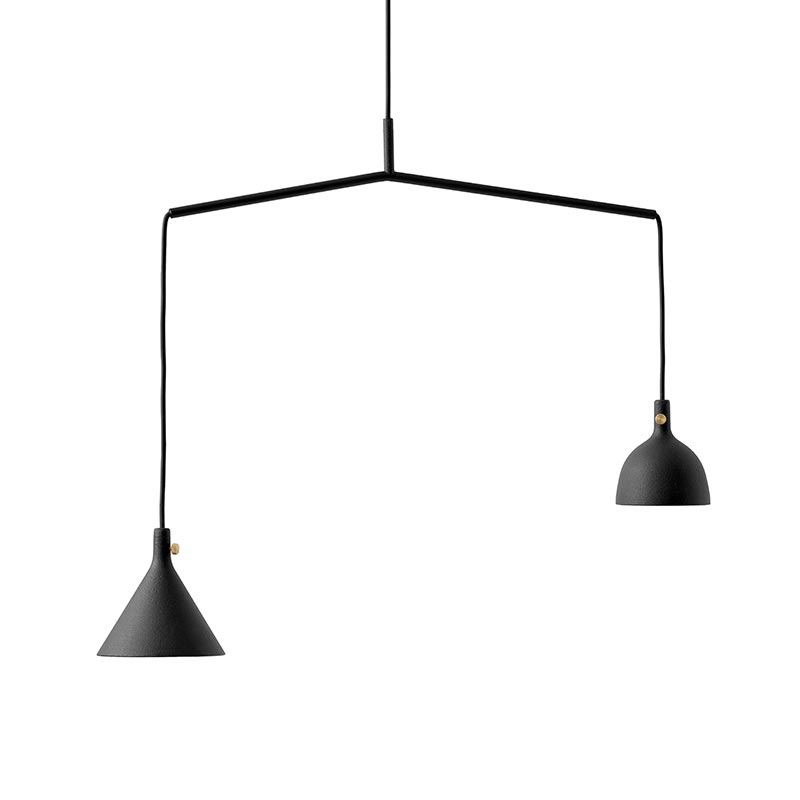 Menu Cast Pendant Light by Thomas Chung & Jordan Murphy