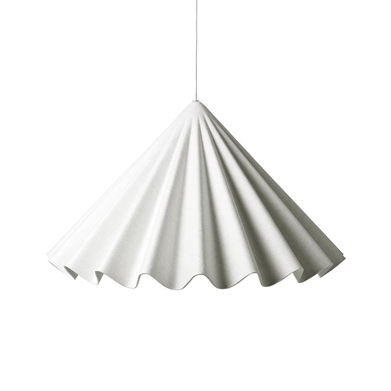 Menu Dancing Pendant Light in White by Iskos-Berlin