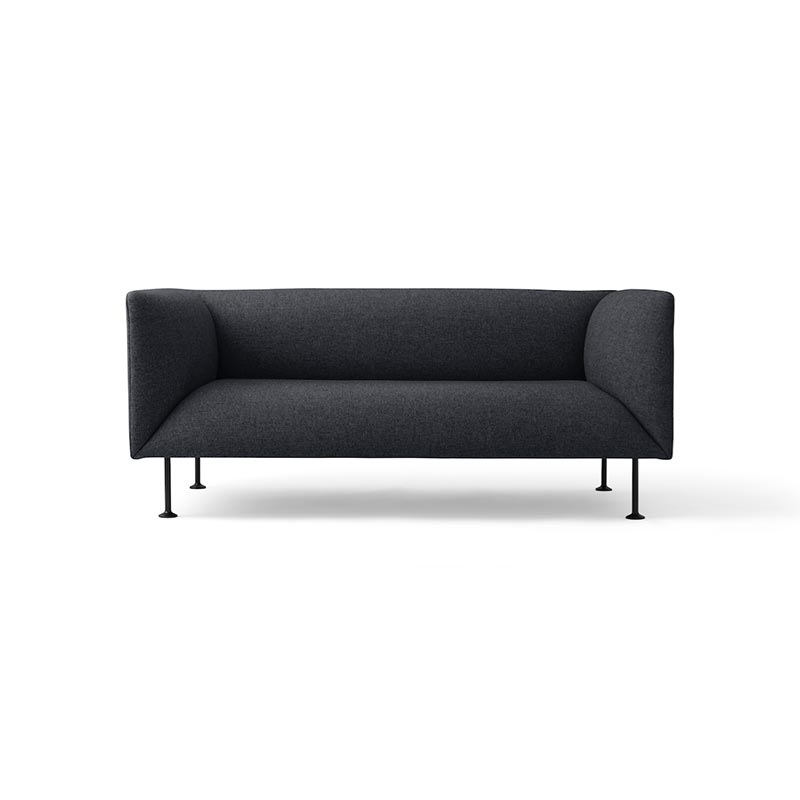 Menu Godot Two Seat Sofa by Iskos-Berlin