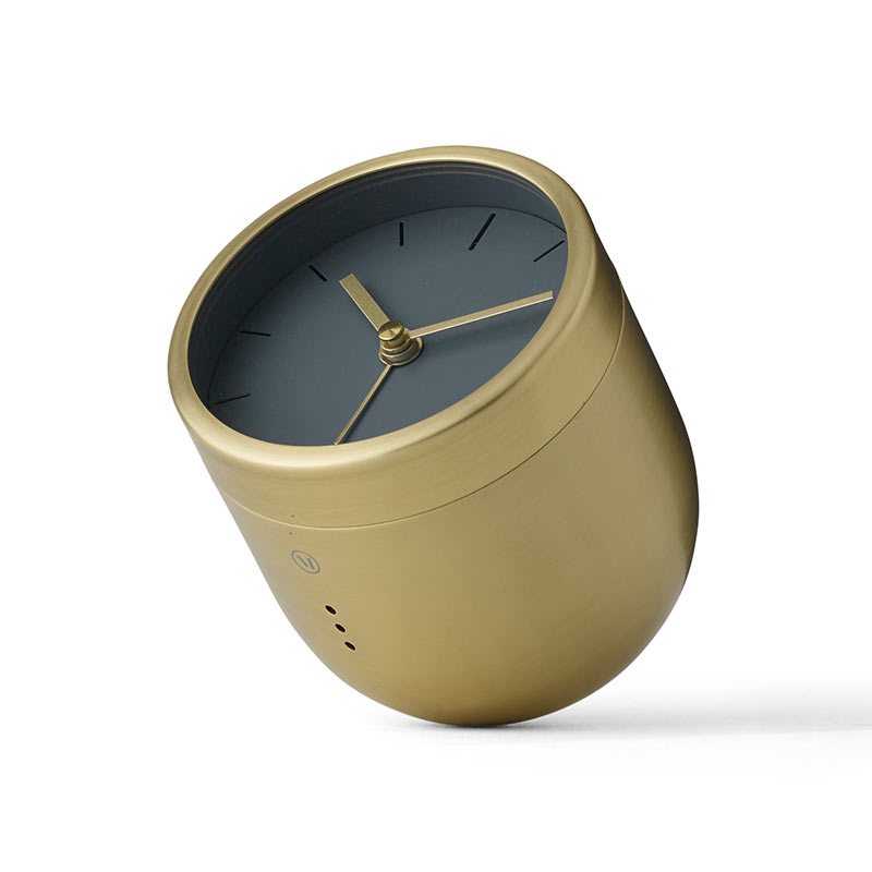 Menu Norm Tumbler Alarm Clock by Norm Architects