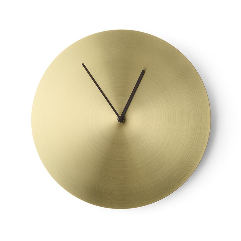 Menu Norm Wall Clock by Norm Architects
