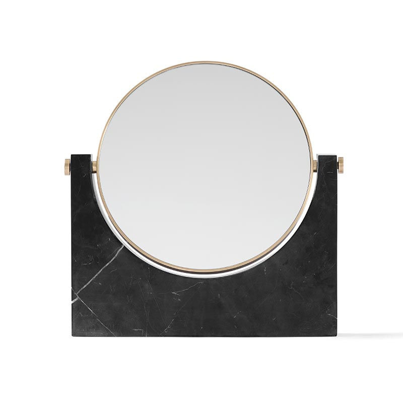 Menu Pepe Marble Mirror by Studio Pepe