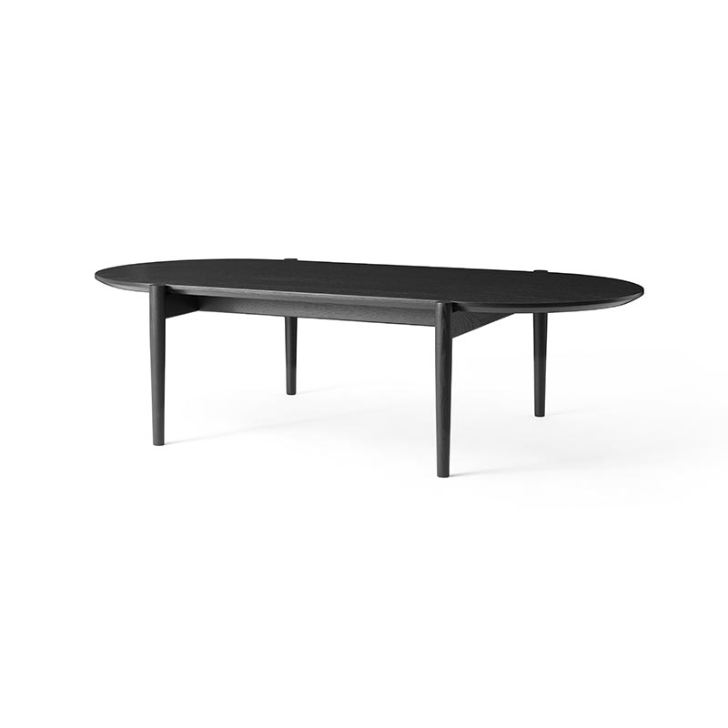 Menu Septembre Coffee Table in Black by Theresa Arns