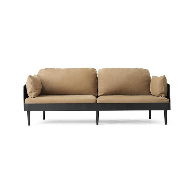 Menu Septembre Three Seat Sofa by Theresa Arns
