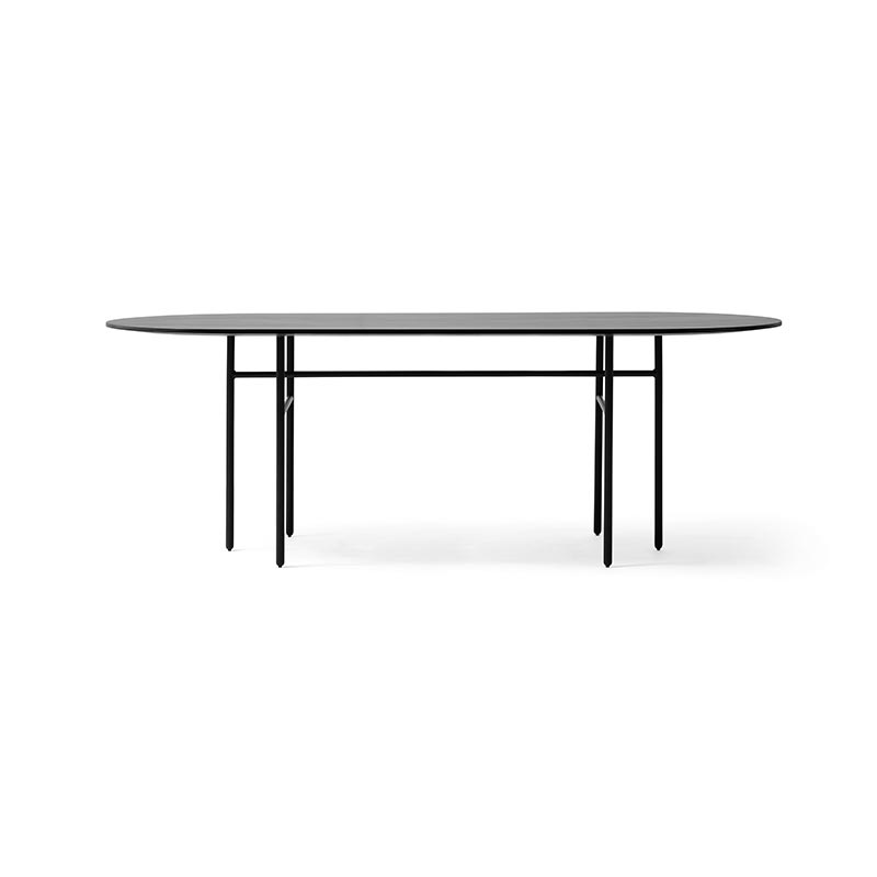 Menu Snaregade Oval 210x95cm Table by Norm Architects