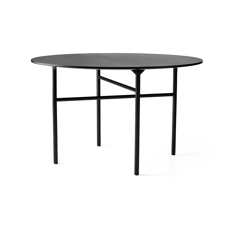 Menu Snaregade Round Ø120cm Table by Norm Architects
