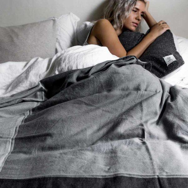 Square Bedspread