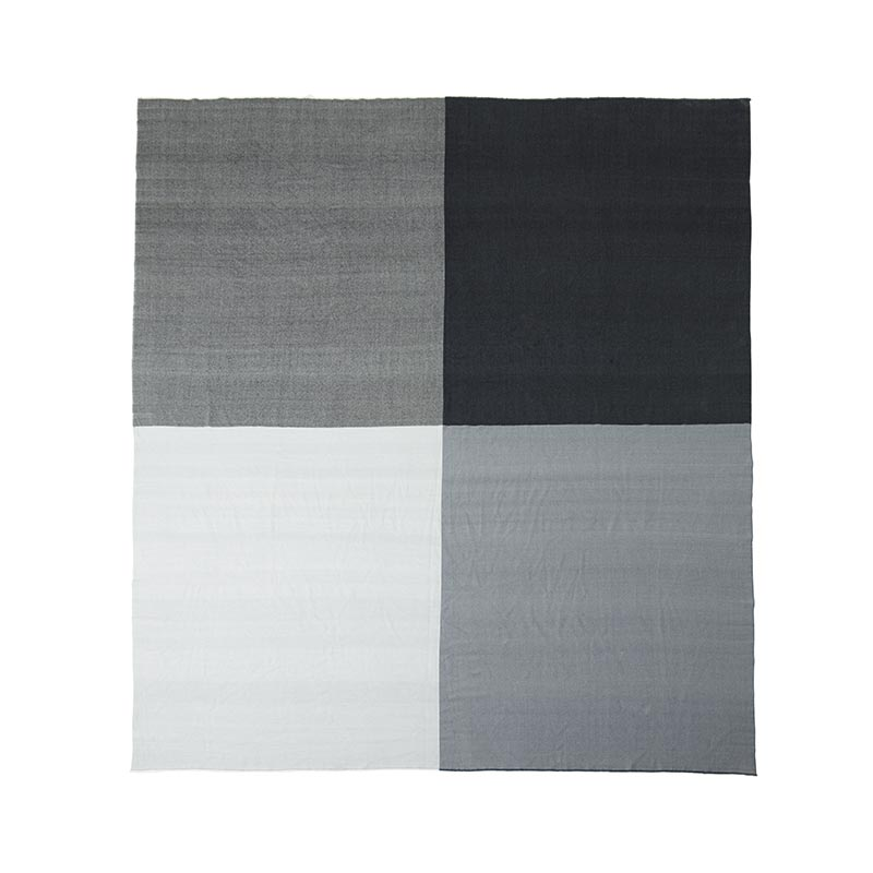 Menu Square Bedspread by A hint of Neon