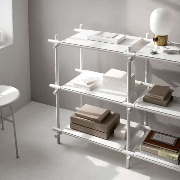 Stick Narrow Shelving System