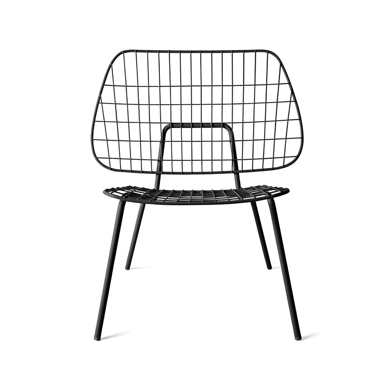 Menu WM String Lounge Chair by StudioWM