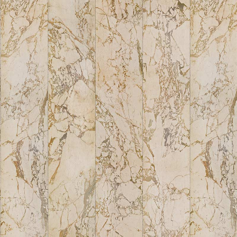 NLXL Beige Marble No Joints Wallpaper by Piet Hein Eek