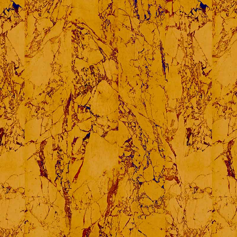NLXL Gold Marble Wallpaper by Piet Hein Eek