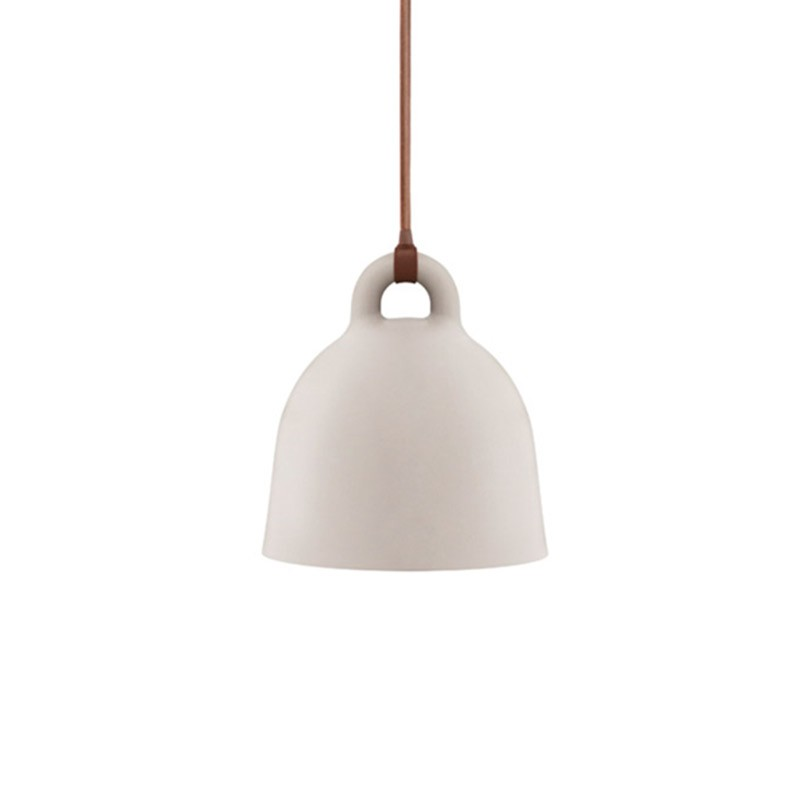Normann Copenhagen Bell Pendant Light by Andreas Lund & Jacob Rudbeck